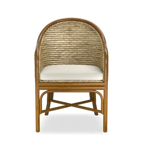 seagrass armchair ibiza armchair seagrass williams sonoma