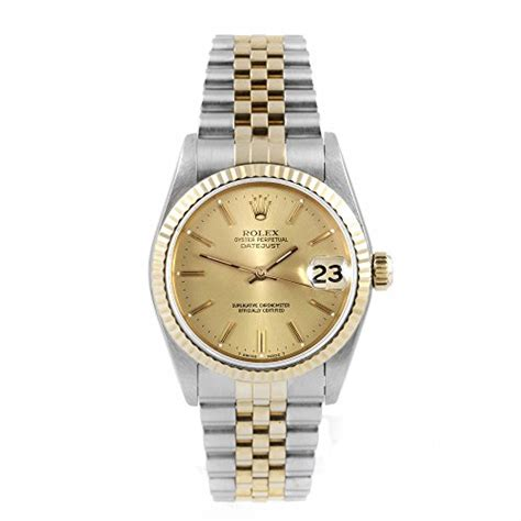 review rolex datejust automatic self wind womens