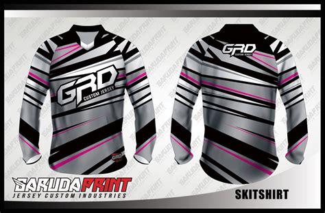 koleksi desain jersey sepeda downhill gunung  garuda