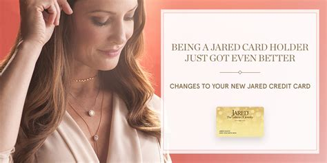 Jared The Galleria Of Jewelry Credit Card   Coming Soon
