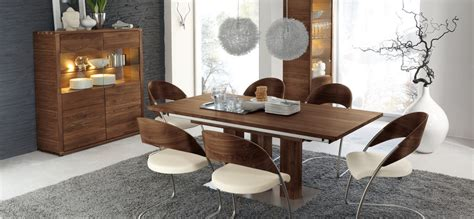 designer dining room sets 30 modern dining rooms