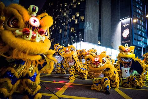 new year parade hong kong 2015 hong kong celebrates new year
