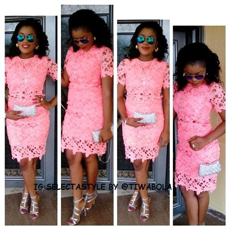 cord lace with current style cord lace nigerian blouse styles new style for 2016 2017