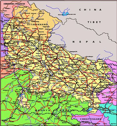 up road map up road map 28 images district maps of uttar pradesh