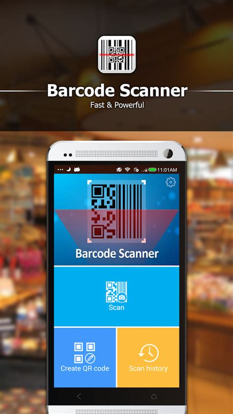 tutorial android barcode scanner qr code scan barcode scanner android apps on google play
