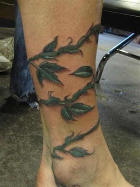 vine leaf tattoo designs 28 vine tattoos for