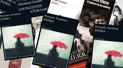 libro patria volumen independiente spanish los libros m 225 s vendidos de 2017