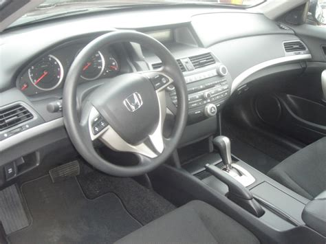 Honda Accord 2010 Interior by 2010 Honda Accord Coupe Pictures Cargurus
