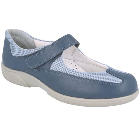 wide shoes for db shoes womens oxen leather wide velcro shoes