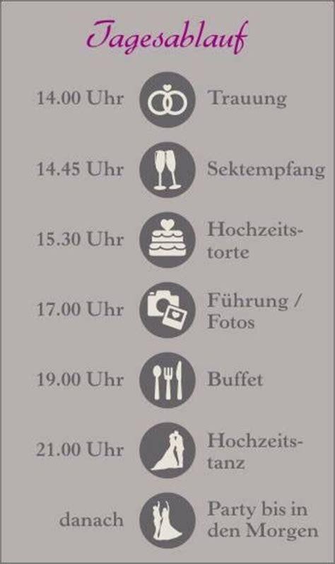 Word Vorlage Jugendweihe Unser Tagesablauf Hochzeits Papeterie