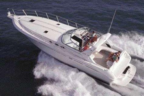 boat dealers minnetonka mn 1997 sea ray 400 express cruiser power boat for sale www