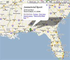 directions map summerwind resort fl summerwind