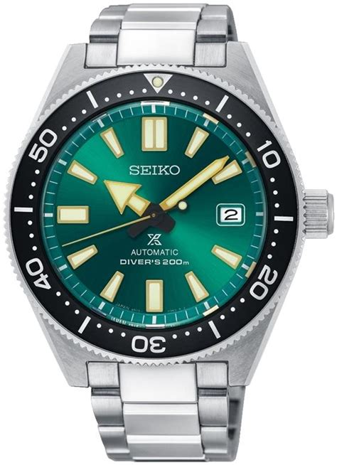 Seiko Prospex Ssa060 Limited Edition seiko prospex green spb081j1 limited edition review horologii