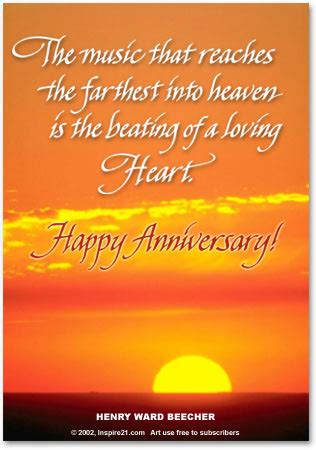 Wedding Anniversary Poems For Husband In Heaven by Anniversary In Heaven A Project For Kindness