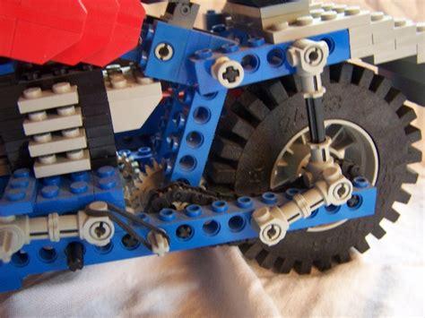 Lego Motorrad Mit Beiwagen by Lego 174 Technic Motorrad Mit Beiwagen 857