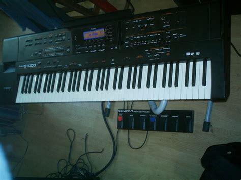 Keyboard Roland G 1000 roland g 1000 image 368929 audiofanzine