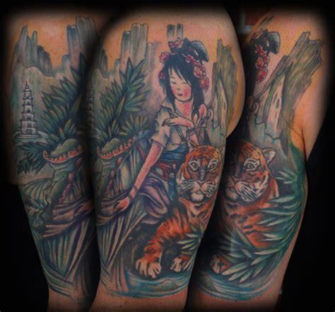 tattoo geisha hot sexy hot geisha arm tattoos for girls elegant japanese arm