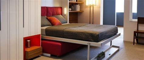 most comfortable murphy bed tiny houses clever furniture and smaller footprints