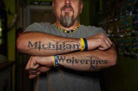 tattoo prices michigan university of michigan themed holiday gift guide mlive com