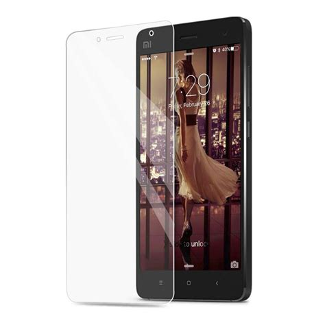 G8a Tempered Glass Screen Protector For Xiaomi Mi4 xiaomi mi 4 tempered glass screen protector سایمان دیجیتال