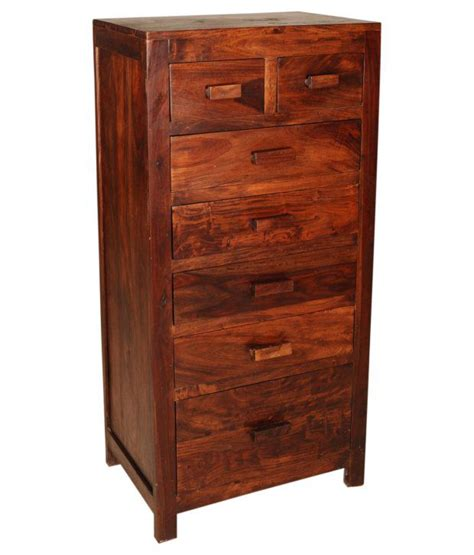 Sheesham Chest Of Drawers by Sheesham Wood Chest Of Drawers Buy At Best Price In India On Snapdeal