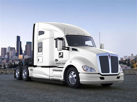 Semi Truck Lease Rent Kenworth Sales Company