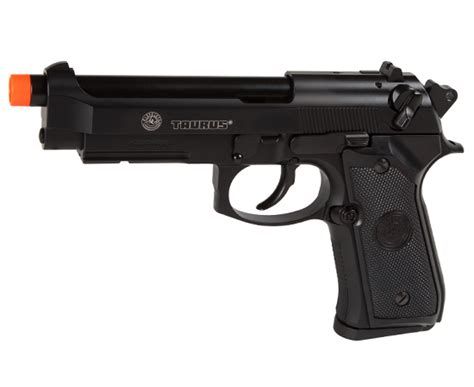 Gas Co2 Untuk Airsoft Gun Cybergun Taurus Pt92 Blowback Co2 Green Gas Airsoft Pistol