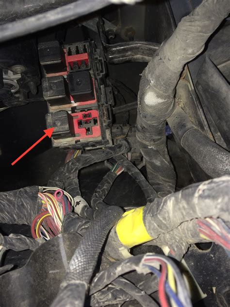 jeep patriot questions     find  fuse  relay box   jeep patriot
