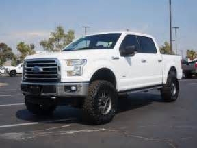 Ford F 150 Xlt Supercrew 2016 Ford F 150 Xlt 27681 White 4x4 Xlt 4dr