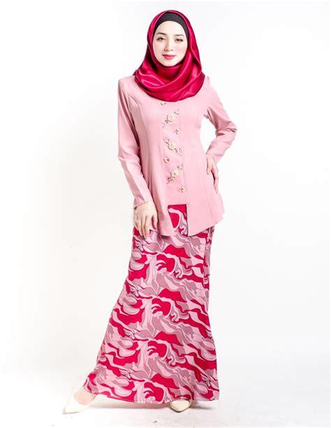 Baju Kurung Kedah Royal Blue baju kurung moden savina lovelysuri