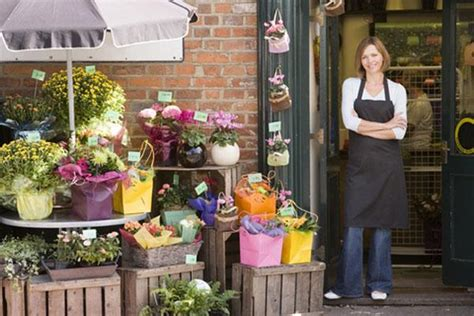 Small Business Ideas At Home Big Dreams For A Small Business Flower Shop