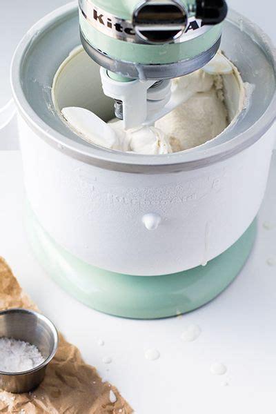 dairy  salty honey ice cream recipe
