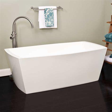 Air Bath Tubs For Sale Sale 59 Quot Avie Freestanding Acrylic Air Bath Tub Chips