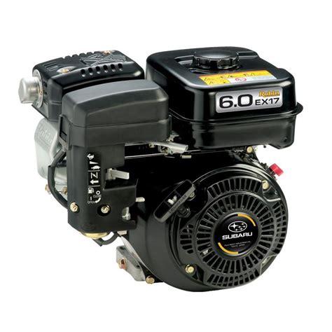 subaru 9 hp engine subaru 5 7 hp engine ex170dm2230 the home depot