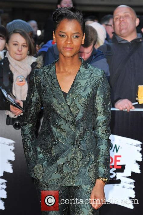 letitia wright college letitia wright news photos and videos contactmusic