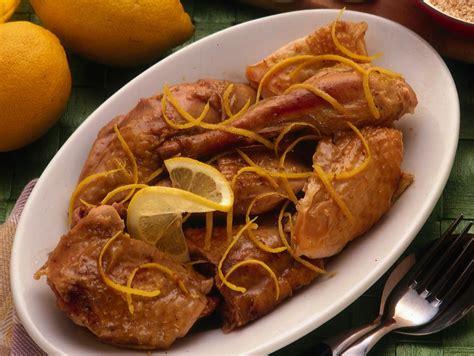 come cucinare il fagiano in umido ricetta fagiano al limone donna moderna