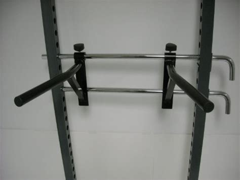 Dip Attachment For Power Rack by Bar Catch Weight Pin Pegs For 2 Quot Power Rack J Hooks