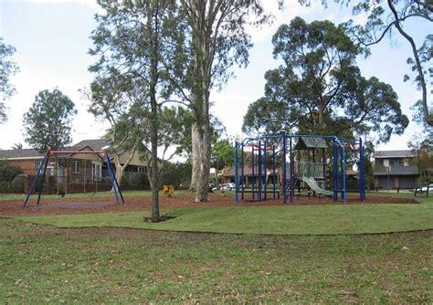 local parks playground upgrade at flametree park bridgeman downs norm wyndham norm
