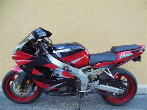 2001 Kawasaki Zx9r by 2001 Kawasaki Zx 9r Sportbike For Sale On 2040 Motos