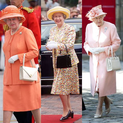 queen elizabeth purse the secrets behind the queen s handbags good housekeeping