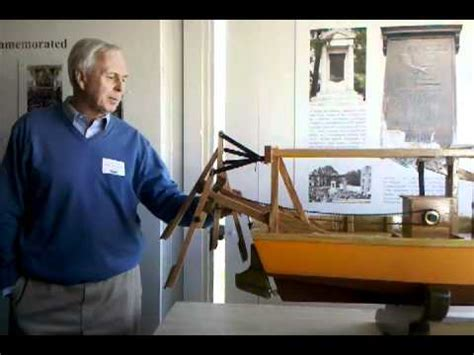 steamboat john fitch john fitch steamboat museum youtube
