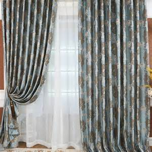 Home gt features amp occasions gt room darkening curtains blue and brown