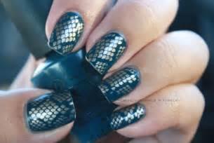 snake pattern nails todo unhas dise 241 os de u 241 as de piel de serpiente