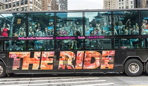 best nyc tour best of nyc tours the ride