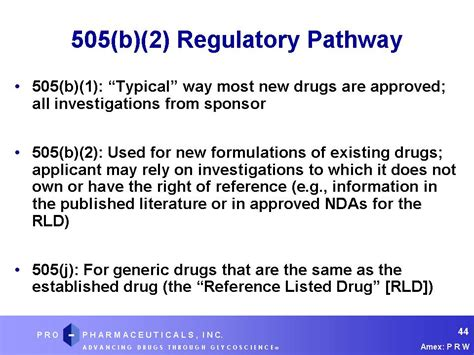 section 505 b 2 regulatory pathway 505 b 2 43