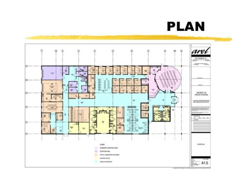 plan elevation and section of school building plan section elevation revised