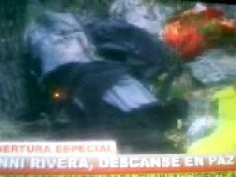 imagenes impactantes de jenny rivera muerta muere jenny rivera impactante restos del avion youtube