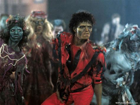 And Paul To Co In Thriller by Videography Michael Jackson Ru