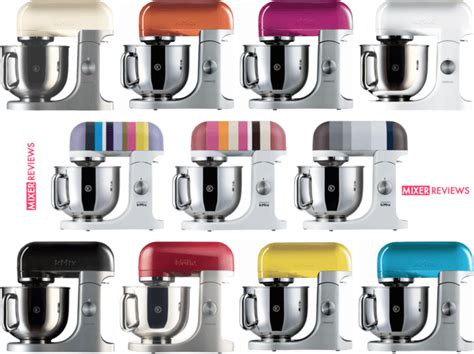 Kenwood kMix Review   Colourful Stand Mixer, But Practical?