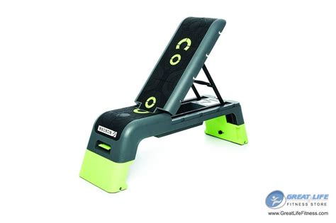 step bench risers escape deck 2 in 1 step bench combo aerobic steps
